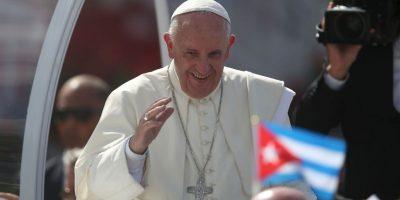 Francisco fue pieza clave para el restablecimiento de relaciones diplomáticas entre ambos países Foto:AFP