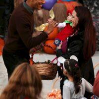 Los mejores disfraces de la fiesta de Halloween de la Casa Blanca Foto:Getty Images