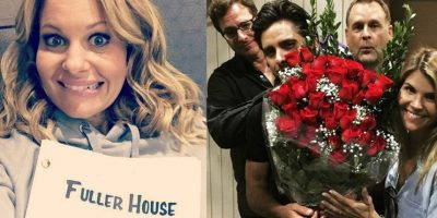 "FOTOS. Así van los preparativos del spinoff de ""Full House"""