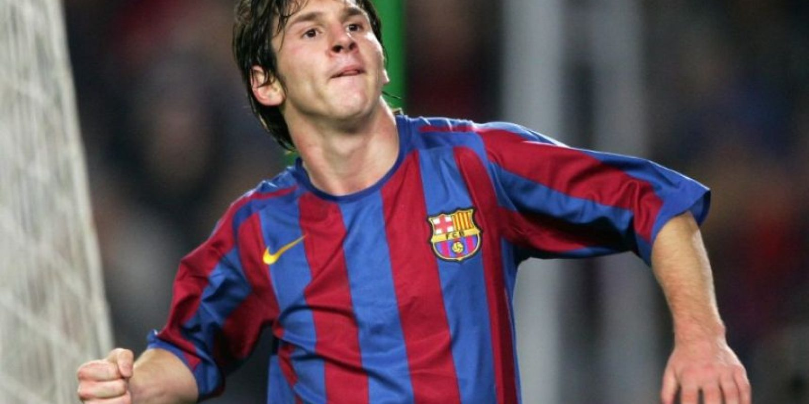 El argentino estrenó su cuenta goleadora en el torneo continental en 2005 contra el Panathinaikos. Foto:AFP