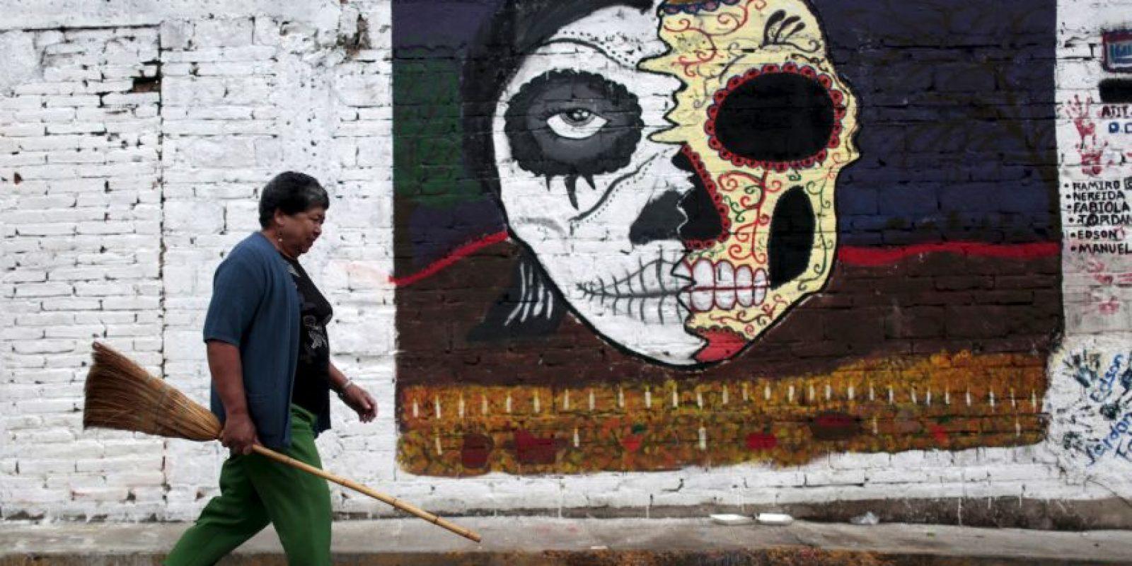 México Foto:AFP