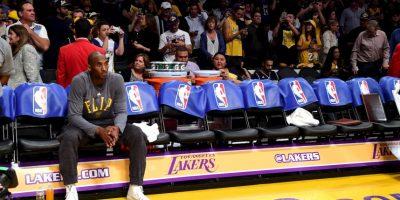 Los Lakers de Kobe Bryant cayeron 103-93 con los Mavericks Foto:Getty Images