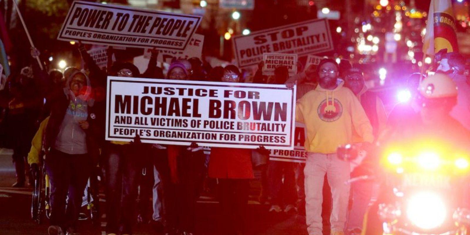 5. Las protestas continúan varios días y meses después. Foto:Getty Images