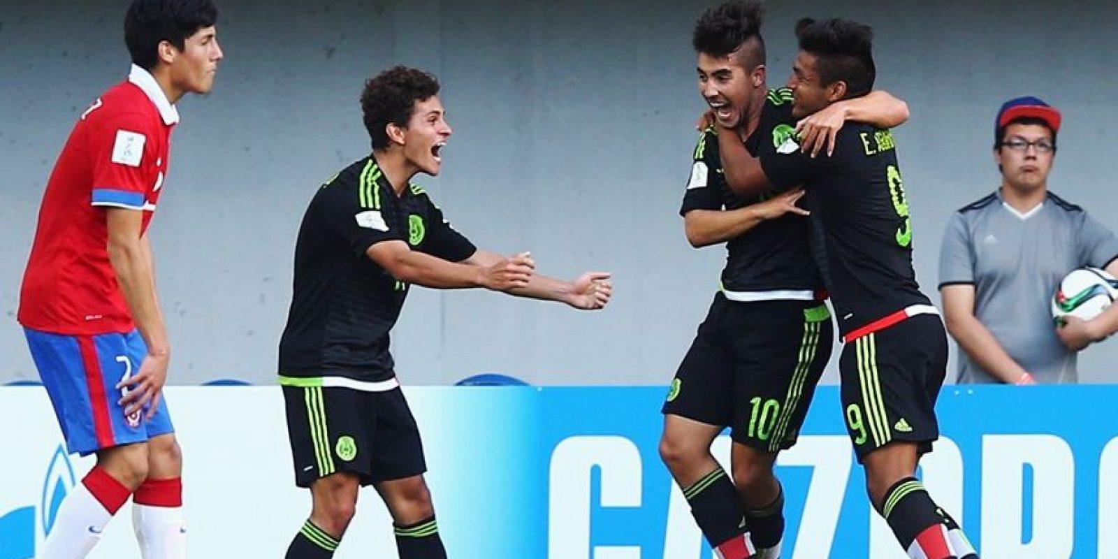 En la fase de grupos vencieron a Argentina y Alemania y empataron con Australia Foto:Vía twitter-com/miseleccionmx