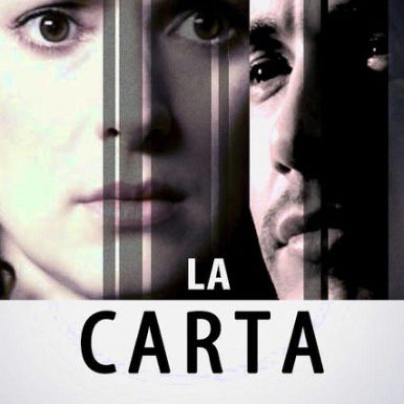 """""""La carta"""" – Ya disponible"""". Foto:vía Netflix"""