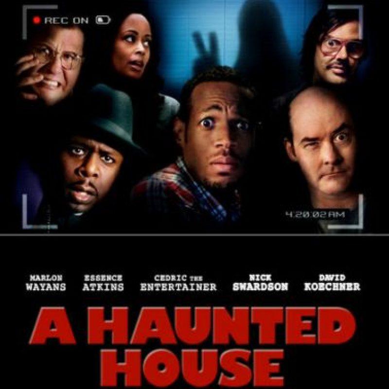 """""""A haunted house"""" – Ya disponible. Foto:vía Netflix"""