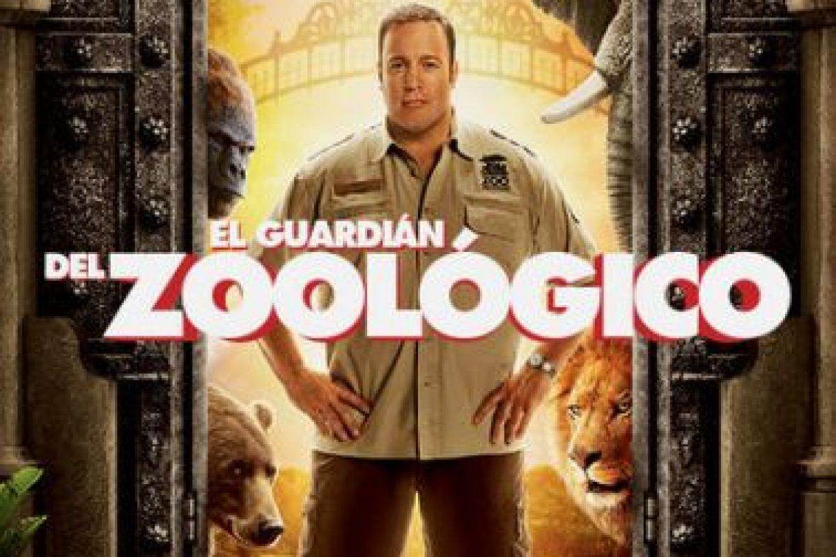 """""""El guardián del zoológico"""" – Disponible a partir del 18 de noviembre. Foto:vía Netflix"""