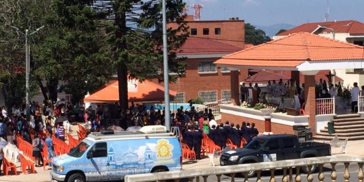 Monseñor Óscar Vian recuerda a las víctimas que fallecieron en #TragediaElCambray