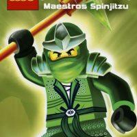 """""""Ninjago: Maestros Spinjitzu"""" – Disponible a partir del 20 de noviembre. Foto:vía Netflix"""