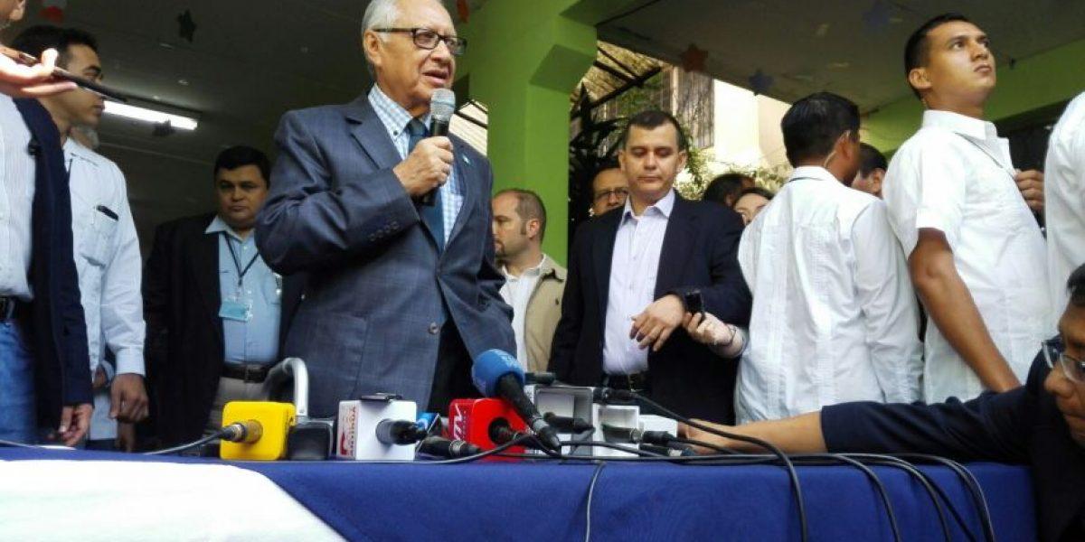 Maldonado se reunirá con el presidente electo Jimmy Morales