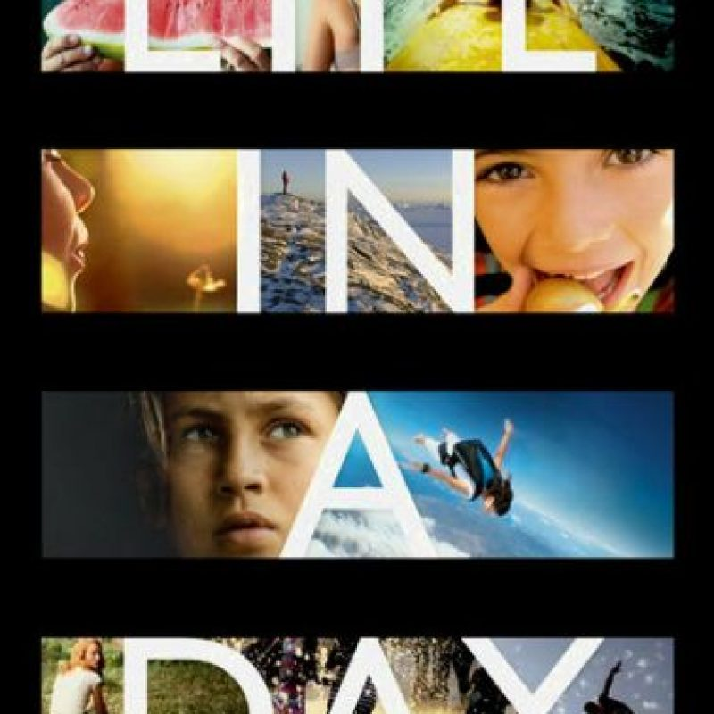 """Life in a day"" – Ya disponible. Foto:vía Netflix"