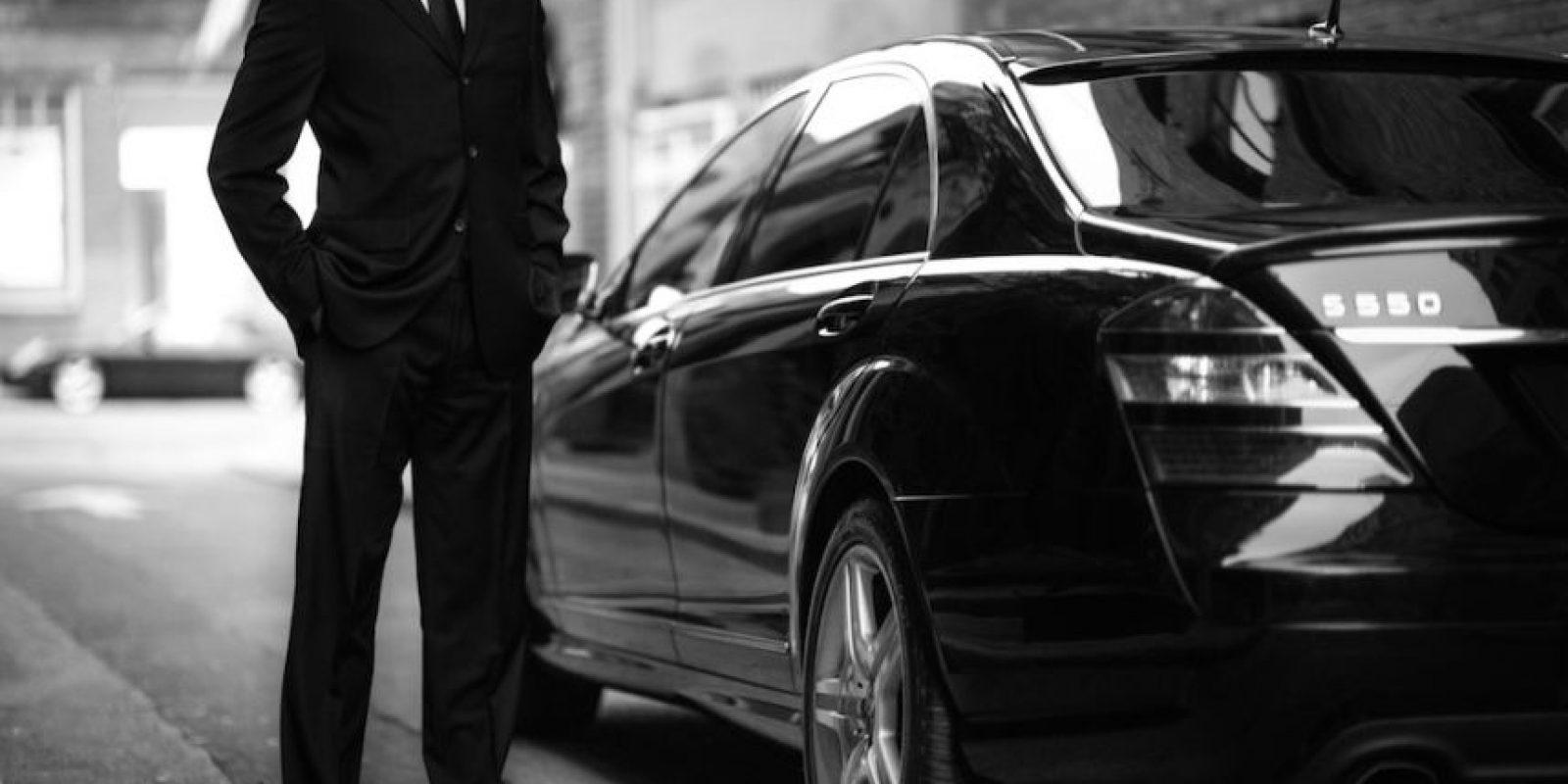 Los conductores de Uber pueden llegar a correr peligros en la calles de la ciudad. Foto:Uber