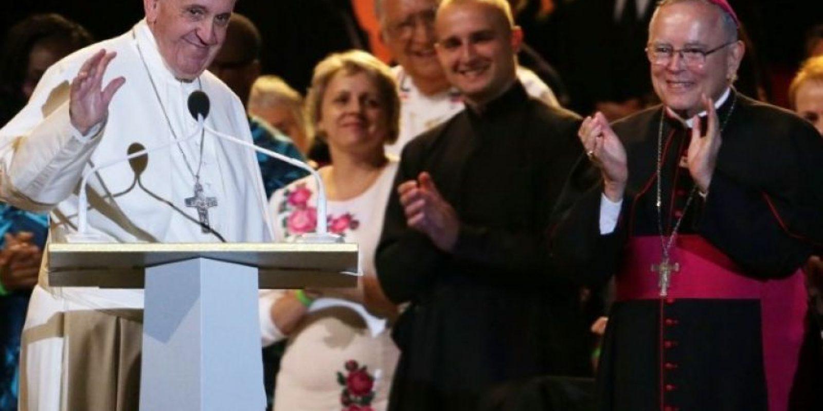Se comprometió a realizar una profunda vigilancia por parte de la iglesia hacia todos aquellos criminales. Foto:Getty Images