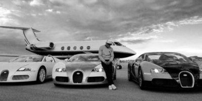 """En sus redes sociales, """"Money"""" comparte sus momentos de diversión con sus millones de seguidores. Foto:instagram.com/FloydMayweather"""