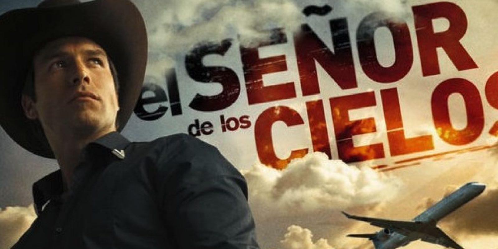 """""""El señor de los cielos"""" – Temporada 3 ya disponible. Foto:vía Netflix"""
