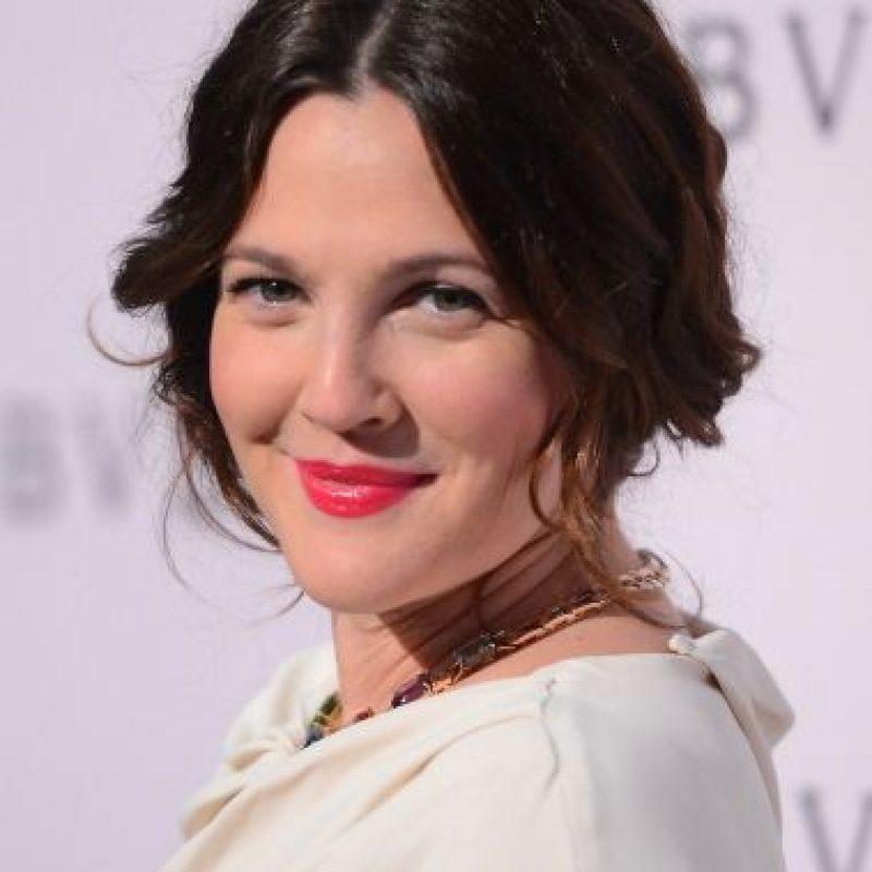 Y en ese mismo año recibió a su primer hija, Olive Barrymore Kopelman. Foto:Getty Images
