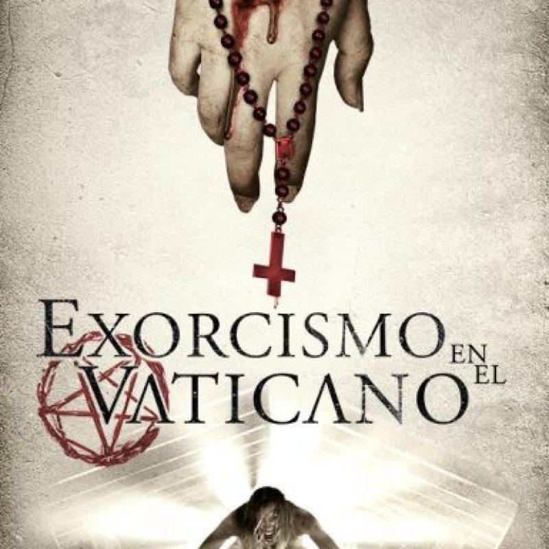 """""""Exorcismo en el Vaticano"""" – Disponible a partir del 24 de noviembre. Foto:vía Netflix"""