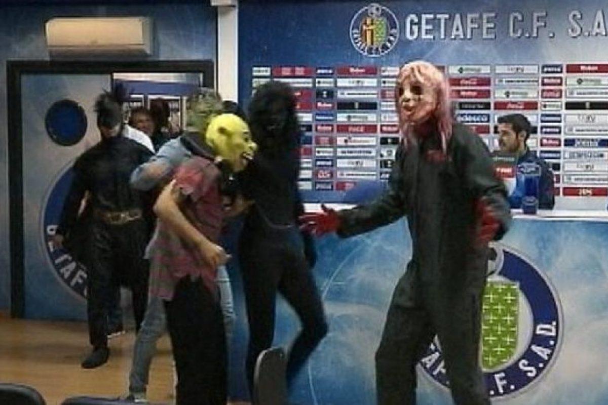 El club azulgrana se comunicó con el Getafe para ofrecerle disculpas. Foto:Publinews