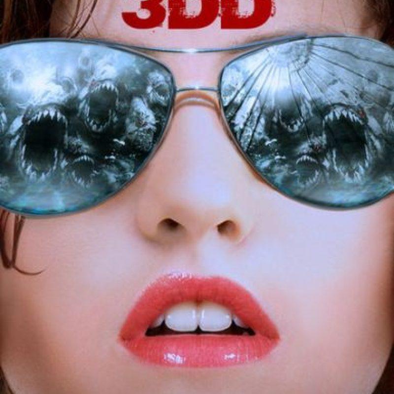 """""""Piranha 3DD"""" – Ya disponible. Foto:vía Netflix"""