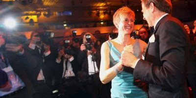 La alemana tiene una fortuna avaluada en 16.8 mil millones de dólares. Foto:Getty Images