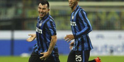Inter superó a Roma por la mínima diferencia Foto:Getty Images