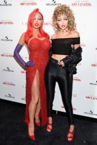 Heidi Klum y Gigi Hadid Foto:Getty Images