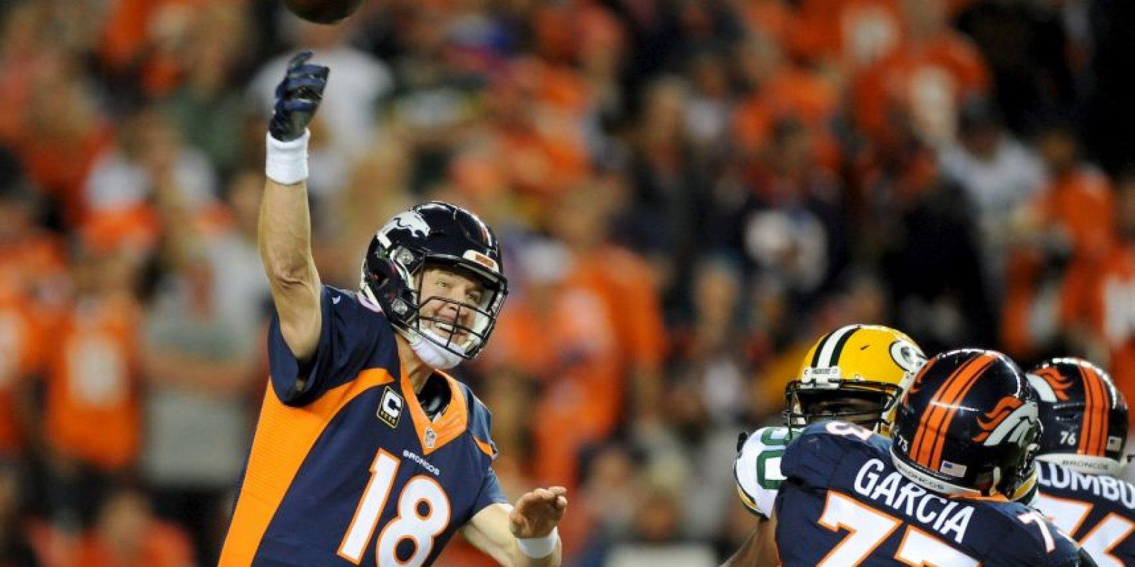 Los Broncos ligaron su séptima victoria y se mantienen invictos en la temporada Foto:Getty Images