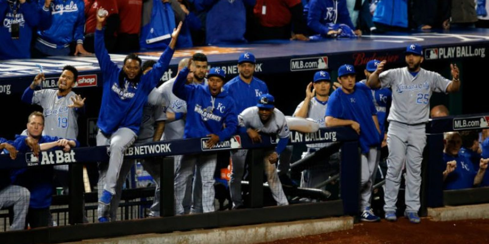 """Los """"Reales"""" finiquitaron la serie en cinco partidos Foto:Getty Images"""