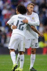En la Liga de las Estrellas se mantiene la pelea entre Real Madrid y Barcelona; ambos suman 24 puntos Foto:Getty Images
