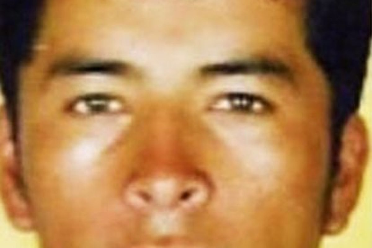 Murió el 7 de octubre de 2012 en un enfrentamiento con elementos de la Secretaría de Marina en Progreso Foto:Pinterest