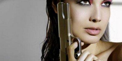 """Bérénice Marlohe interpretó en la exitosa película """"Skyfall"""" a Severine, el amor del agente Bond (Daniel Craig) en la cinta Foto:Vía imdb.com"""