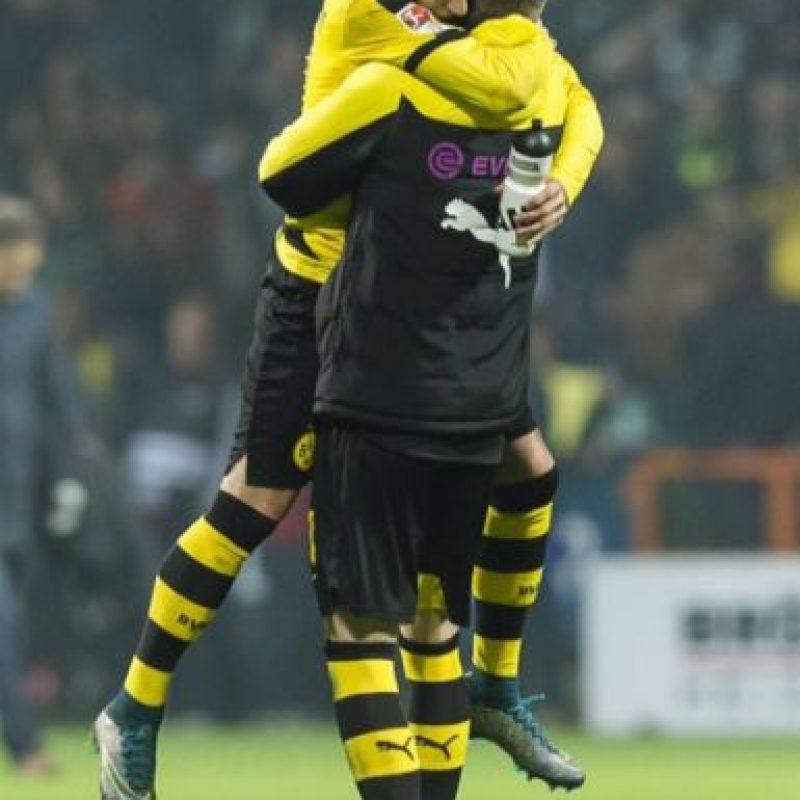 Y es escolta del Bayern Múnich Foto:Getty Images