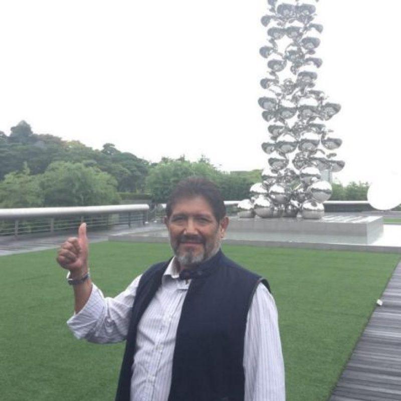 El productor de televisión Juan Osorio era alcohólico y drogadicto Foto:Vía twitter.com/osoriojua