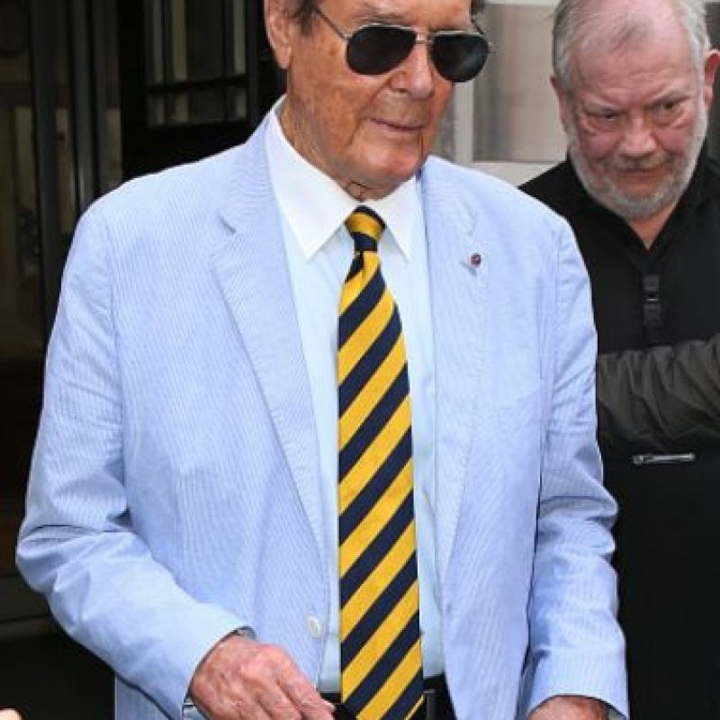 Ha actuado en siete películas oficiales, lo que lo convierte en el Bond con más presencias en el cine Foto:Getty Images
