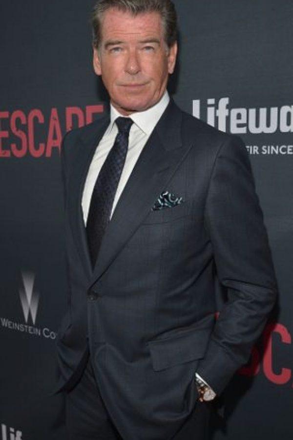 Lo interpretó en cuatro películas Foto:Getty Images