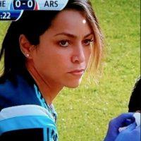 """En 2011, cuando los """"Blues"""" eran dirigidos por André Villas-Boas, Eva fue ascendida para trabajar con el primer equipo, puesto que siguió desempeñando a pesar de la renuncia del portugués en 2012. Foto:Vía twitter.com/eva.carneiro"""