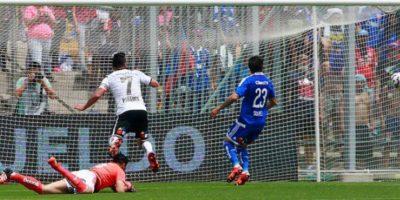 Y mantuvo el liderato del Campeonato Nacional de Chile Foto:Vía twitter.com/colocolo