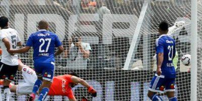 En tanto, Colo Colo superó 2-0 a la Universidad de Chile Foto:Vía twitter.com/colocolo