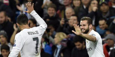 El Madrid hizo valer el gol de Nacho para quedarse con los tres puntos en casa. Foto:AFP