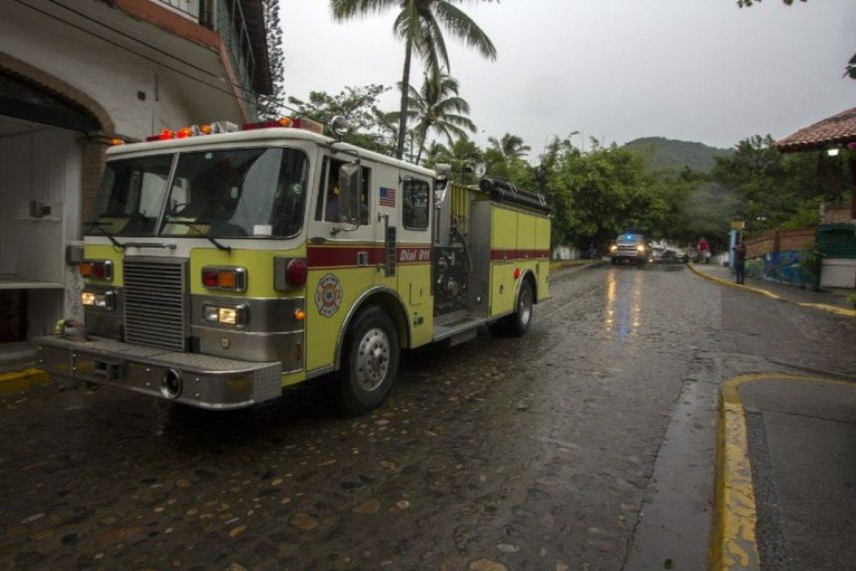 Ya que en temporada de lluvias, podría haber desbordes Foto:AFP