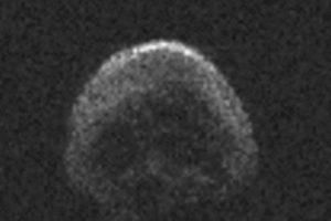 """1. Según el portal Astronomía, los asteroides son """"son una serie de objetos rocosos o metálicos que orbitan alrededor del Sol, la mayoría en el cinturón principal, entre Marte y Júpiter"""". Foto:AFP"""