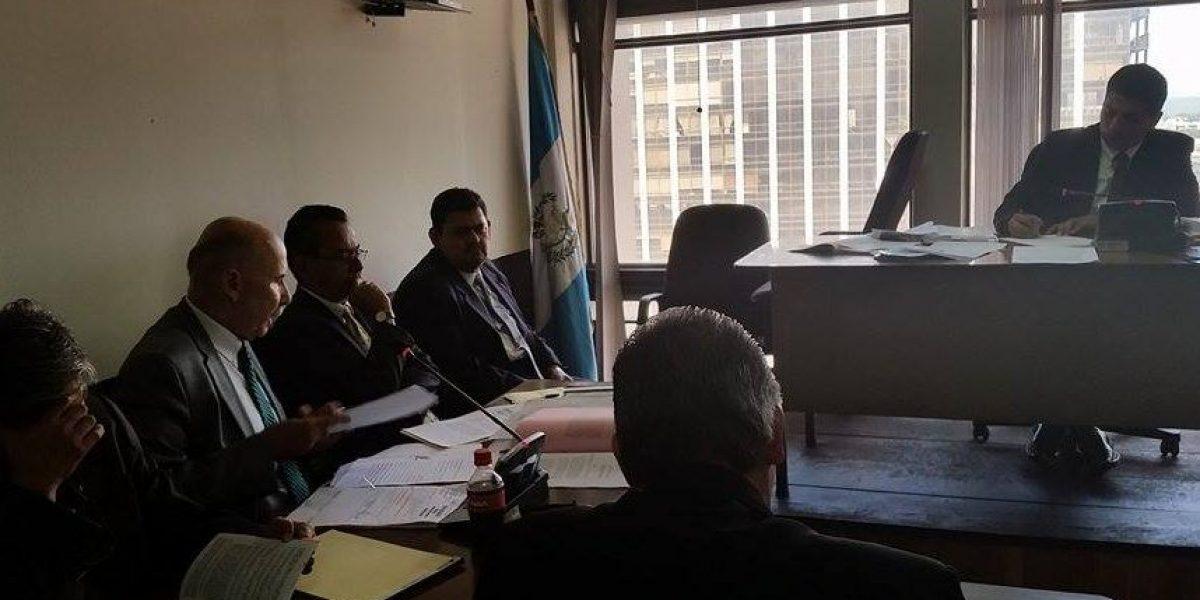 #CasoBancafe Fiscalía solicita caución para los implicados