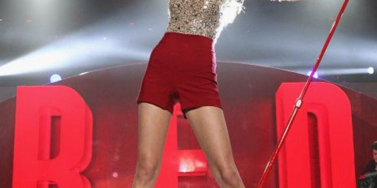Ricky Martin cae rendido a los pies de Taylor Swift