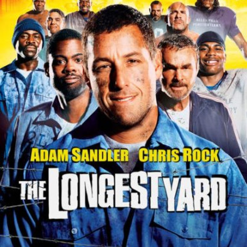 """The longest yard"" – Ya disponible. Foto: vía Netflix"