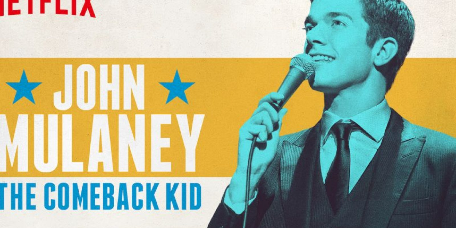 """John Mukaney, The comback kid"" – Disponible a partir del 13 de noviembre. Foto: vía Netflix"