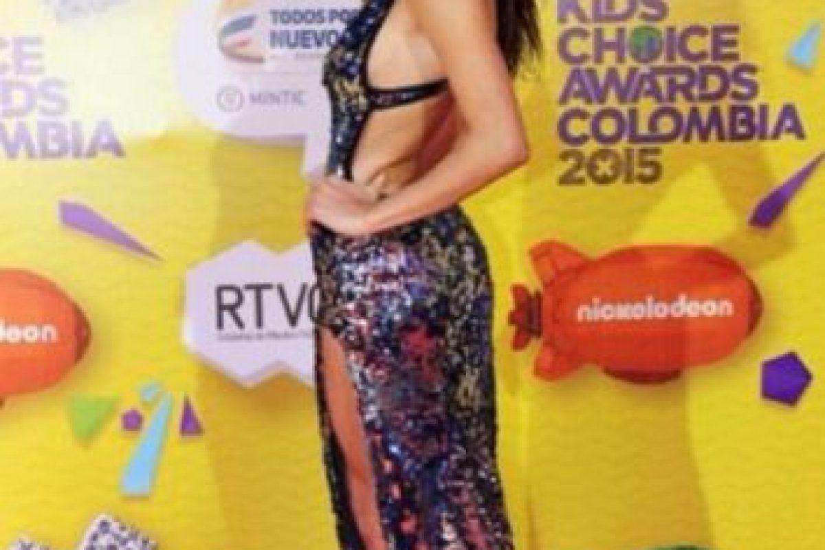 """La argentina actualmente tiene 24 años y es protagonista de la serie """"Cumbia Ninja"""". Foto:vía instagram.com/brendaasnicar"""