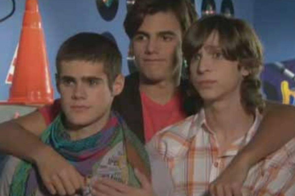 """El actor argentino interpretó a """"Iván Quinteros"""", el buen amigo de Luca y baterista de la banda """"Control Remoto"""". Foto:Nickelodeon"""