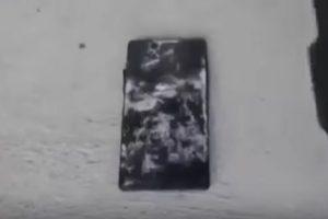 Sony Xperia Z3 Foto:New Brand Mobiles / YouTube