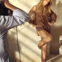 Los fans de la cantante aseguran que a sus 46 años, Jennifer López luce muy guapa. Foto:Instagram/jlo