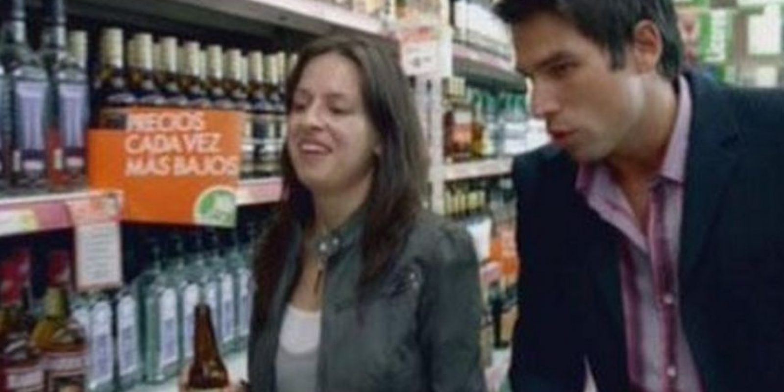 """Posteriormente, hizo su debut en el cine con la cinta """"Desnudos"""" (2004). Dos años después protagonizó """"Así del precipicio"""". Foto:Tumbrl"""